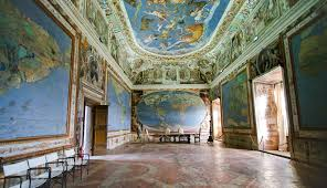 The Map Room Palazzo Farnese Is One Of The Most Important High Renaissance