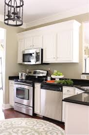 How To Make Kitchen Cabinets Look Better Stock Island Makeover Kitchen Neutrals Kitchen Cabinet Paint