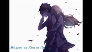 download film anime uso saddest song of shigatsu wa kimi no uso your lie in april 挫けそう