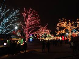 Zoo Lights Address by Points Of Light U2013 Chicago U0027s Lincoln Park Zoo From Point A To U2026