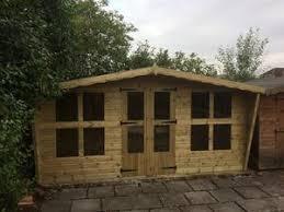 Summer Garden Sheds - garden buildings summer houses log cabins in stourbridge friday ad