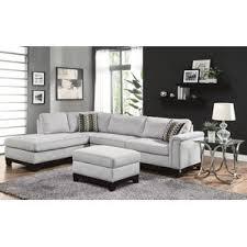 Gray Sectional Sofa Velvet Sectional Sofas Joss U0026 Main