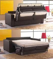 bon canap convertible quotidien canapé lit 3 places dreamer cuir décoration d intérieur table