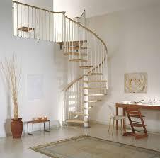 phoenix wood tread spiral staircase kit metal steel and wood
