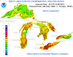 Map Of Michigan Lakes Ice Increasing On Lake Michigan Woodtv Com