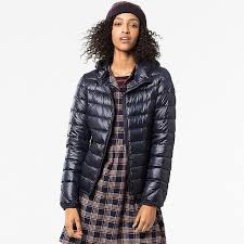 uniqlo ultra light down jacket or parka ultra light down hooded parka endource