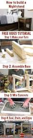 best 25 nightstand plans ideas only on pinterest diy nightstand learn how to build a diy nightstand a complete tutorial plans and video