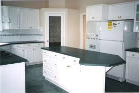 photos cuisines modernes cuisine bois laque cuisine blanc laque plan travail bois 4 cuisines
