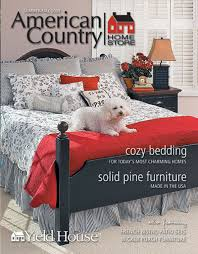 Bedroom Furniture Catalog by Yield House Pine Furniture At American Country Home Store