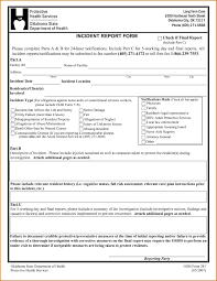 incident report template itil itil incident report template and security incident report format