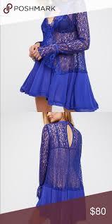 nwt free people secret origins pieced lace tunic lace tunic