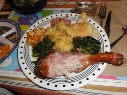 file thanksgiving plate new orleans jpg wikimedia commons
