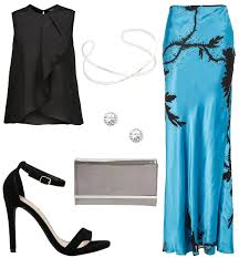 inexpensive looks for a black tie wedding instyle com