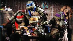 teenage mutant ninja turtles movie den