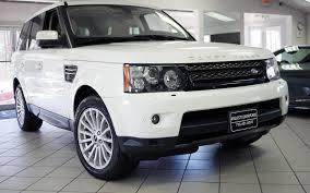 range rover sport white used 2012 land rover range rover sport hse marietta ga