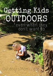outdoorsmom getting kids outdoors even when they don u0027t want to