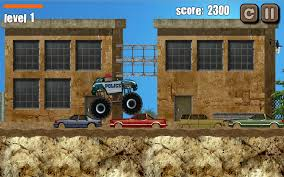 monster truck game videos police monster truck android apps on google play