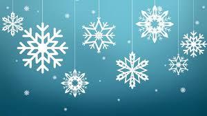 snowflake ornaments wallpaper