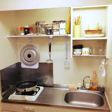 Japan Kitchen Design How To Organize A Small Japanese Kitchen