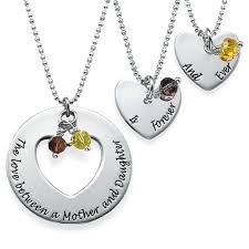 mother necklace images Love between mother daughters necklace set mynamenecklace jpg
