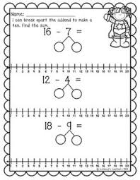 this is a complete unit for children beginning to learn 3 digit