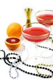 orange mardi gras blood orange daiquiri feast west