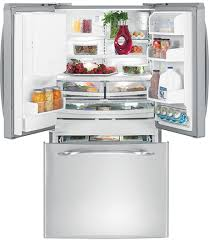 Refrigerator With French Doors And Bottom Freezer - bottom freezer refrigerator designer refrigerators by smeg