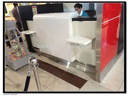 U Shaped Reception Desk Best Sale Salon Reception Counter Office Front Counter U Shaped