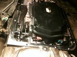 transmission fluid change with some pics hummer forums