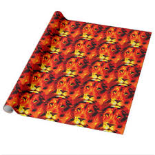 lion king wrapping paper jungle king wrapping paper zazzle