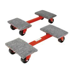 roberts 1 000 lb heavy duty cargo dollies 2 pack 10 575 the