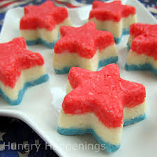 firecracker cookies filled with popping candy fun for 4th of july