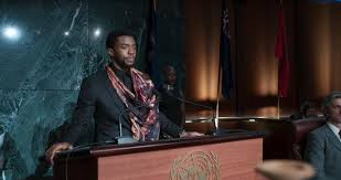 Meme Lacour - is this black panther post credits scene a message for donald