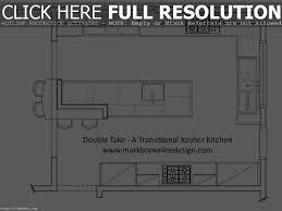 kitchen island design plans kitchen floor plans with island crtable