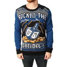 sweater walmart sweater s rockin the dreidel pullover sweater