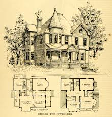 victorian mansion plans victorian style house plan beds baths sqft home plans floor 18