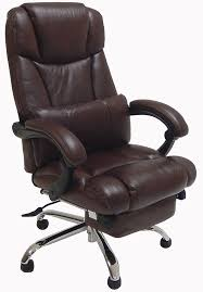 Most Comfortable Executive Office Chair Design Ideas Reclining Office Chair W Footrest