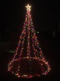 large outdoor christmas lights 10 ft outdoor christmas light tree decoration