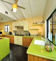 Lime Green Kitchen Cabinets Top 25 Best Green Countertops Ideas On Pinterest Cozy Kitchen
