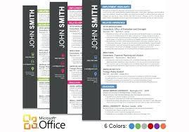 Creative Resumes Templates Free Resume Templates For Free Okurgezer Co