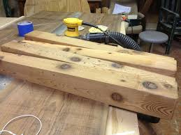 how to taper 4x4 table legs a farmhouse table