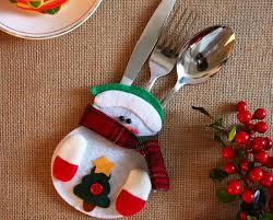 Buy Christmas Decorations Online by Christmas Decoration 2017 Cutlery Suit Silveware Holders Porckets