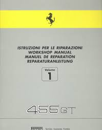ferrari 456 workshop manual pdf