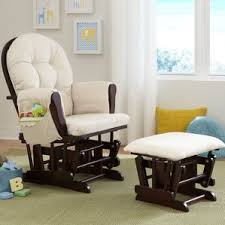 Plaid Chair And Ottoman by Plaid Gliders U0026 Ottomans You U0027ll Love Wayfair