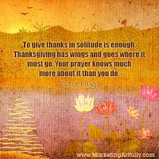 thanksgiving thanks quotes like success