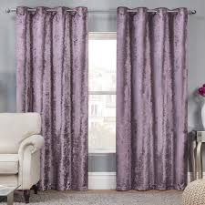 luxury purple curtains eyelet blackout u0026 pencil pleat julian