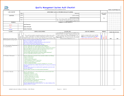iso internal audit report template template