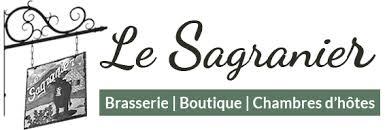 chambre d hote salers sagranier salers brasserie rétro boutique cantal
