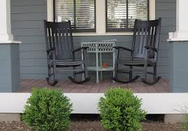 Rocking Chair Patio Furniture by Single Front Porch Chairs Med Art Home Design Posters