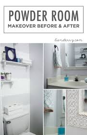 Powder Room Makeover Ideas 126 Best Bathroom Inspiration Images On Pinterest Bathroom